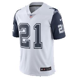 Мужское джерси для американского футбола NFL Dallas Cowboys Color Rush Limited (Ezekiel Elliott)Мужское джерси для американского футбола NFL Dallas Cowboys Color Rush Limited создает стильный образ с превосходной посадкой для болельщиков, привлекающих внимание на стадионе ина улицах города.<br>