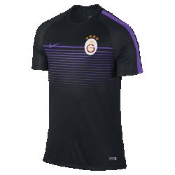 Мужская игровая футболка с коротким рукавом Galatasaray S.K. SquadМужская игровая футболка с коротким рукавом Galatasaray S.K. Squad обеспечивает комфорт и свободу движений во время игры.<br>