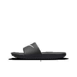 <ナイキ(NIKE)公式ストア>ナイキ カワ キッズスライド 819352-001 ブラック 30日間返品無料 / Nike+メンバー送料無料画像