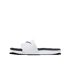 <ナイキ(NIKE)公式ストア>ナイキ カワ キッズスライド 819352-100 ホワイト 30日間返品無料 / Nike+メンバー送料無料