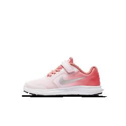 Беговые кроссовки для дошкольников Nike Revolution 3Беговые кроссовки для дошкольников Nike Revolution 3 с легким верхом из сетки и бесшовными накладками для воздухопроницаемости и поддержки.<br>