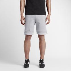Мужские шорты Nike Tech Fleece PrintedМужские шорты Nike Tech Fleece Printed выполнены из мягкой смесовой ткани на основе хлопка для превосходного комфорта и дополнены большим укрепленным карманом на молнии длянадежного хранения мелочей.<br>