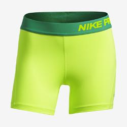 Шорты для тренинга для девочек школьного возраста Nike Pro 10 смШорты для тренинга для девочек школьного возраста Nike Pro 10 см обеспечивают плотную и удобную посадку во время тренировки и игры благодаря эластичной влагоотводящейткани.<br>