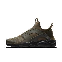 Мужские кроссовки Nike Air Huarache UltraМужские кроссовки Nike Air Huarache Ultra дополнены перфорированным пеноматериалом и сетчатым верхом, а также цельной подошвой для воздухопроницаемости и комфорта без утяжеления. Эластичный ремешок и резиновый каркас в области пятки создает узнаваемый образ Huarache.<br>