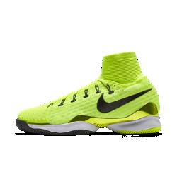 Теннисные кроссовки унисекс NikeCourt Air Zoom UltraflyТеннисные кроссовки унисекс NikeCourt Air Zoom Ultrafly с прочными легкими верхом Flyknit и нитями Flywire обеспечивают оптимальную поддержку и свободу движений. Вставка Zoom Air гарантирует максимальную защиту от ударных нагрузок во время игры.<br>
