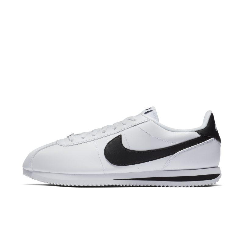 Nike Cortez Basic Schoen - Wit