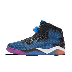 Мужские кроссовки Air Jordan Spike FortyМужские кроссовки Air Jordan Spike Forty –– это очередная версия любимой модели Спайка Ли Jordan Spizike. Легендарные элементы AJ V дополнены современными материалами и технологиями.<br>