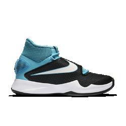 Баскетбольная обувь унисекс Nike Zoom HyperRev 2016 (мужские размеры)Универсальные баскетбольные кроссовки унисекс Nike Zoom HyperRev 2016 обеспечивают адаптивную защиту от ударных нагрузок, гибкость, комфорт и полный контроль при отрывах, приземлениях и рывках.  Максимальная адаптивность  Вставки Nike Zoom Air в области пятки и передней части стопы обеспечивают адаптивную низкопрофильную амортизацию. Глубокие эластичные желобки вокруг амортизационных вставок усиливают гибкость и гарантируют максимальную адаптивность этой модели.  Комфорт и плотная посадка  Эластичная полноразмерная внутренняя вставка из сетки обеспечивает оптимальный воздухообмен и гарантирует плотную посадку.  Гибкость и контроль  Инновационная конструкция носка обеспечивает свободу движений, повышая гибкость и контроль для мощного первого рывка.<br>