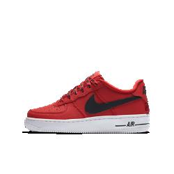 Кроссовки для школьников Nike Air Force 1 LV8 NBAКроссовки для школьников Nike Air Force 1 LV8 NBA — это продолжение легенды, современная трактовка классической модели, свежие идеи в традиционном дизайне. Новая лимитированная версия получила обновленные элементы дизайна.<br>