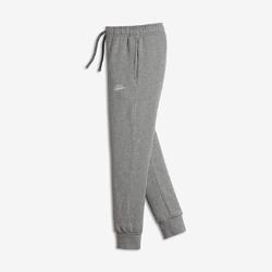 Флисовые брюки для мальчиков школьного возраста Nike SportswearБрюки для мальчиков школьного возраста Nike Sportswear из мягкого флиса превосходно обеспечивают тепло и комфорт.<br>