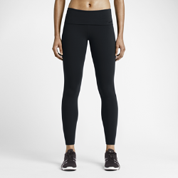 Женские тайтсы для тренинга с низкой посадкой Nike Power LegendaryЖенские тайтсы для тренинга с низкой посадкой Nike Power Legendary из эластичной влагоотводящей ткани плотно облегают ноги по всей длине, подчеркивая фигуру и обеспечивая поддержку.<br>