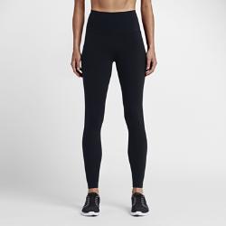 Женские тайтсы для тренинга с высокой посадкой Nike Power Legendary 71 смЖенские тайтсы для тренинга с высокой посадкой Nike Power Legendary 71 см из эластичной влагоотводящей ткани плотно облегают ноги по всей длине, обеспечивая защиту и поддержку.  Компрессионная посадка  Сверхмягкая ткань Nike Power обеспечивает компрессию, комфорт и поддержку.  Высокая посадка и защита  Пояс слегка завышен сзади для дополнительной защиты и поддержки корпуса.  Комфорт  Ткань Dri-FIT обеспечивает превосходную воздухопроницаемость и комфорт, отводя влагу от кожи.<br>
