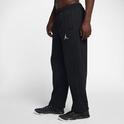 Мужские баскетбольные брюки Jordan FlightМужские баскетбольные брюки Jordan Flight обеспечивают легкость, тепло и удобную плотную посадку благодаря ткани френч терри с начесом и эластичному поясу.<br>