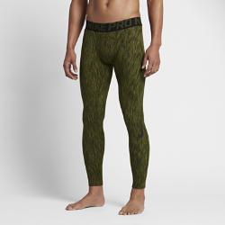 Мужские тайтсы для тренинга Nike Pro WarmМужские тайтсы для тренинга Nike Pro Warm из эластичной влагоотводящей ткани обеспечивают тепло и комфорт во время тренировок в холодную погоду.<br>