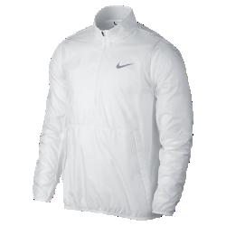 Мужская куртка для гольфа Nike Hyperadapt Shield Lite Half-ZipМужская куртка для гольфа Nike Hyperadapt Shield Lite Half-Zip обеспечивает комфорт на поле. Невероятно легкая водонепроницаемая ткань защищает от непогоды, а подкладка удерживает тепло.<br>