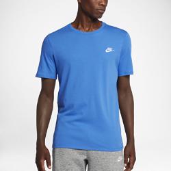 Мужская футболка Nike SportswearМужская футболка Nike Sportswear из чистого хлопка обеспечивает прочность и комфорт на весь день.<br>