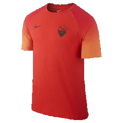 Мужская футболка A.S. Roma MatchМужская футболка A.S. Roma Match из комфортного мягкого хлопка украшена символикой команды.<br>