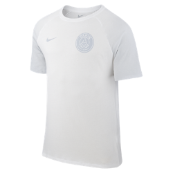Мужская футболка Paris Saint-Germain MatchМужская футболка Paris Saint-Germain Match из комфортного мягкого хлопка украшена символикой команды.<br>
