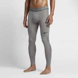 Мужские тайтсы для тренинга Nike Pro HyperCoolБолее дышащие в сравнении с предыдущими моделями мужские тайтсы для тренинга Nike Pro HyperCool обеспечивают вентиляцию и комфорт во время самых интенсивных тренировок. Для высокоинтенсивного тренинга, занятий в зале и соревнований.  ОХЛАЖДЕНИЕ И КОМФОРТ  Технология Nike HyperCool обеспечивает циркуляцию воздуха благодаря зональной вентиляции и отводит влагу с кожи для комфорта в самые жаркие моменты тренировки. Вставкииз сетки усиливают вентиляцию.  СВОБОДА ДВИЖЕНИЙ  Плотно прилегающий эластичный пояс фиксирует тайтсы, а прочная ткань, тянущаяся во всех направлениях, обеспечивает свободу движений.<br>