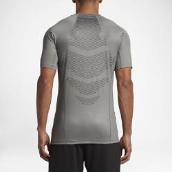 Мужская футболка с коротким рукавом Nike Pro HyperCoolМужская футболка с коротким рукавом Nike Pro HyperCool из дышащей сетки обеспечивает комфорт во время тренировки.<br>