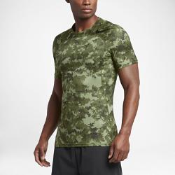 Мужская футболка для тренинга с коротким рукавом Nike Pro HyperCoolМужская футболка для тренинга с коротким рукавом Nike Pro HyperCool с дышащей конструкцией и плотной посадкой обеспечивает комфорт во время высокоинтенсивных тренировок.<br>