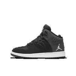Кроссовки для школьников Jordan 1 Flight 4 PremiumКроссовки для школьников Jordan 1 Flight 4 Premium с комбинированным верхом из прочных материалов и вставкой Air-Sole в области пятки обеспечивают плотную посадку, комфорт и амортизацию.&amp;#160;<br>