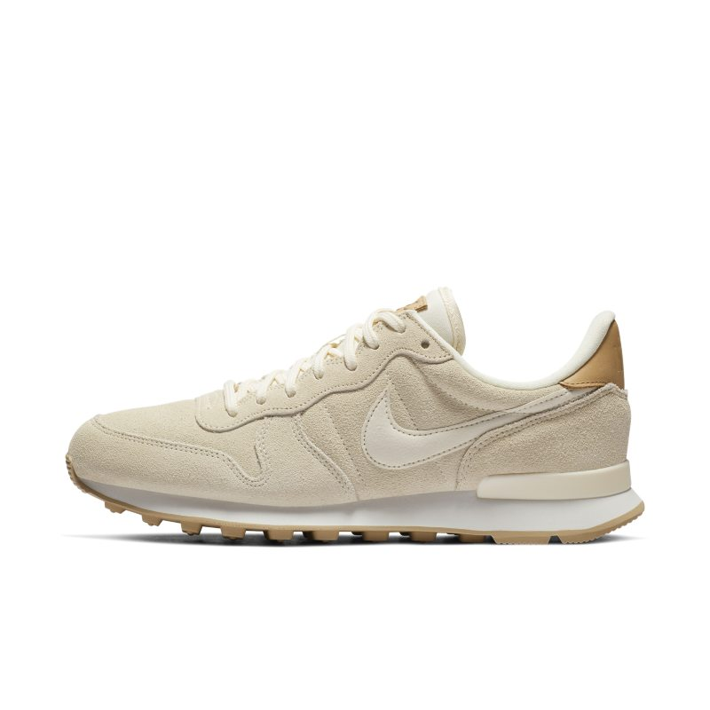 cheap for discount 2813a 5c5ea Sneaker Nike Nike Internationalist Premium Zapatillas - Mujer - Crema
