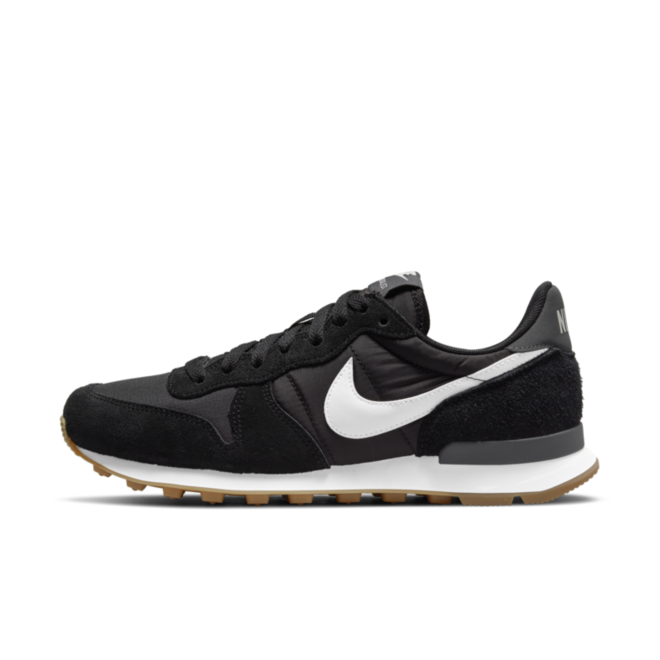 Nike Internationalist zwarte dames sneakers
