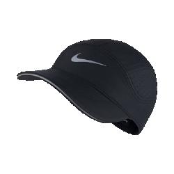 <ナイキ(NIKE)公式ストア>ナイキ エアロビル ランニングキャップ 828617-010 ブラック 30日間返品無料 / Nike+メンバー送料無料
