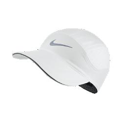 <ナイキ(NIKE)公式ストア>ナイキ エアロビル ランニングキャップ 828617-100 ホワイト 30日間返品無料 / Nike+メンバー送料無料