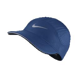 <ナイキ(NIKE)公式ストア>ナイキ エアロビル ランニングキャップ 828617-429 ブルー 30日間返品無料 / Nike+メンバー送料無料