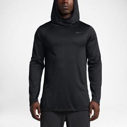 Мужская баскетбольная худи Nike EliteМужская баскетбольная худи Nike Elite из влагоотводящей ткани с зауженным кроем обеспечивает непревзойденный комфорт на открытых площадках.<br>