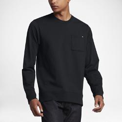 Мужская футболка с длинным рукавом Nike SBМужская футболка с длинным рукавом Nike SB из чистого хлопка обеспечивает мягкость и комфорт.<br>