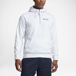 Мужская худи Nike SB Dry EverettМужская худи с половинной молнией Nike SB Dry Everett из влагоотводящей ткани френч терри обеспечивает комфорт и регулируемую защиту.<br>
