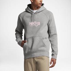 Мужская худи Nike SB IconМужская худи Nike SB Icon из теплого флиса со свободным кроем обеспечивает комфорт в течение всего дня.<br>