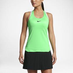 Женская теннисная майка NikeCourt Zonal CoolingЖенская теннисная майка NikeCourt Zonal Cooling создана для полной концентрации на игре. Технология Nike Zonal Cooling в зонах максимального тепловыделения обеспечивает ощущение прохлады и воздухопроницаемость там, где это необходимо.<br>