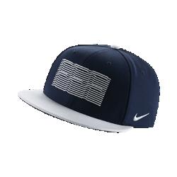 Бейсболка с застежкой FFFБейсболка FFF с фирменной символикой команды и застежкой на кнопке сзади для регулируемой посадки и комфорта.<br>