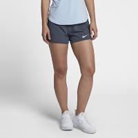 <ナイキ(NIKE)公式ストア> ナイキコート フレックス ピュア ウィメンズ テニスショートパンツ 830626-009 グレー ★30日間返品無料 / Nike+メンバー送料無料画像