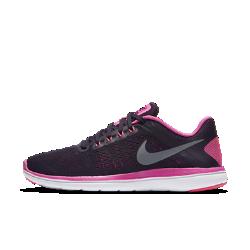 Женские беговые кроссовки Nike Flex 2016 RNЖенские беговые кроссовки Nike Flex 2016 RN с цельным верхом из сетки Engineered mesh и рисунком подметки tri-star обеспечивают гибкость.<br>