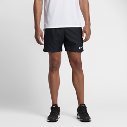 Мужские теннисные шорты NikeCourt Dry 18 смМужские теннисные шорты NikeCourt Dry 18 см из влагоотводящей ткани с разрезами по бокам обеспечивают комфорт и естественную свободу движений во время игры.<br>