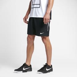 Мужские теннисные шорты NikeCourt Dry 23 смМужские теннисные шорты NikeCourt Dry 23 см из влагоотводящей ткани, тянущейся во всех направлениях, обеспечивают комфорт и естественную свободу движений во время игры.<br>
