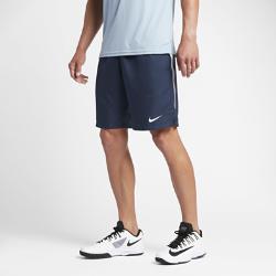 Мужские теннисные шорты NikeCourt Dri-FIT 23 смМужские теннисные шорты NikeCourt Dri-FIT 23 см из влагоотводящей эластичной ткани, тянущейся во всех направлениях, обеспечивают комфорт и естественную свободу движений вовремя игры.<br>