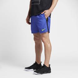 Мужские теннисные шорты NikeCourt Dry 18 смМужские теннисные шорты NikeCourt Dry 18 см обеспечивают свободу движений во время игр и тренировок на высокой скорости.<br>