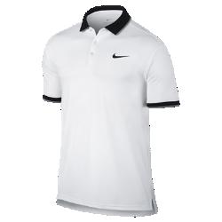 Мужская теннисная рубашка-поло NikeCourt DryМужская теннисная рубашка-поло NikeCourt Dry из мягкой влагоотводящей ткани обеспечивает комфорт во время игры и на каждый день.<br>
