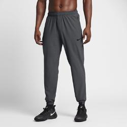 Мужские баскетбольные брюки Nike FlexМужские баскетбольные брюки Nike Flex из эластичной ткани с зауженным кроем обеспечивают защиту и комфорт на площадке и за ее пределами.<br>