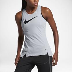Женская баскетбольная майка Nike Dry EliteКОМФОРТ НА ПЛОЩАДКЕ СОХРАНЯЙ КОМФОРТ  Женская баскетбольная майка Nike Dry Elite из легкой и мягкой ткани обеспечивает абсолютный комфорт от первого розыгрыша до овертайма.  Комфорт  Ткань Nike Dry с технологией Dri-FIT отводит влагу от кожи и обеспечивает комфорт, позволяя полностью сконцентрироваться на игре.  Свобода движений  Расположенные под углом плечевые швы и разрезы в нижней кромке обеспечивают динамическую посадку во время бросков, пасов и подборов.  Комфорт и прохлада  Сетка на спине обеспечивает прохладу во время интенсивной игры.<br>