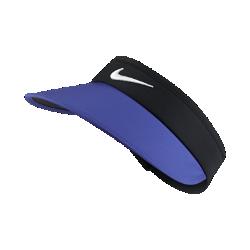 Женский козырек для гольфа Nike Big BillЖенский козырек для гольфа Nike Big Bill обеспечивает дополнительную защиту от солнца для комфорта на поле в течение всего дня.<br>
