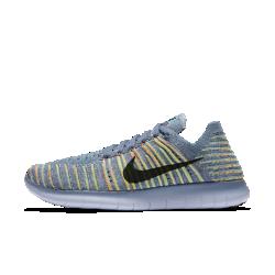 Женские беговые кроссовки Nike Free RN FlyknitЖенские беговые кроссовки Nike Free RN Flyknit обладают гибкой подошвой с абсолютно новым рисунком, который позволяет обуви расширяться и возвращаться свою изначальную форму при каждом шаге. Более того, они обеспечивают даже большую амортизацию, чем модель Nike Free RN Motion Flyknit. Плотно обхватывающий стопу верх из материала Flyknit создает непревзойденную посадку и максимальный комфорт во время пробежки.<br>