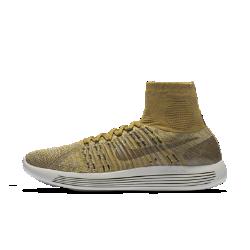 Мужские беговые кроссовки NikeLab LunarEpic FlyknitМужские беговые кроссовки NikeLab LunarEpic Flyknit с плотной посадкой обеспечивают непревзойденную плавность движений стопы, открывая новую страницу в истории бега.<br>