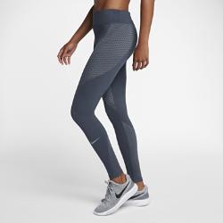 Женские беговые тайтсы Nike Zonal StrengthЖенские беговые тайтсы Nike Zonal Strength из эластичной ткани обеспечивают поддержку ключевых мышц, помогая тебе ставить новые рекорды.<br>